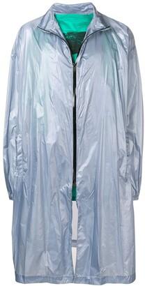 Raf Simons mid-length trench coat