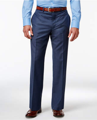 Calvin Klein Blue Big and Tall Modern Fit Pants