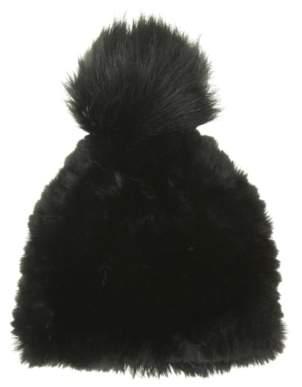 Steve Madden Faux Fur Women's Beanie