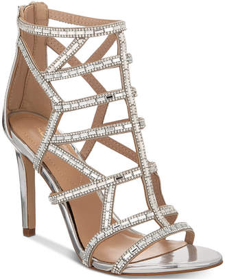Aldo Norta Caged Evening Sandals Women's Shoes