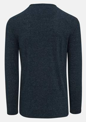 TAROCASH Denim Drift Henley Tee