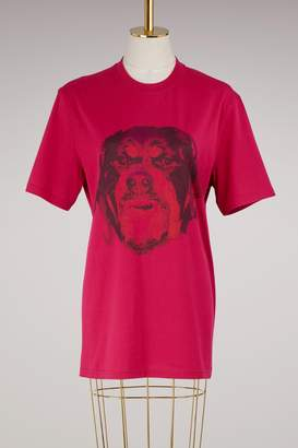 Givenchy Rottweiler oversized T-shirt