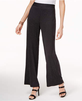 Ny Collection Printed Soft Pants $50 thestylecure.com