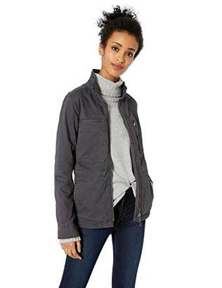 Daily Ritual Women's Military Cargo Jacket