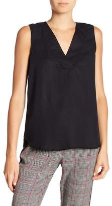 Joe Fresh V-Neck Sleeveless Blouse