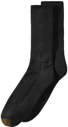 Gold Toe Men's 2-Pk. Soft Crew Socks