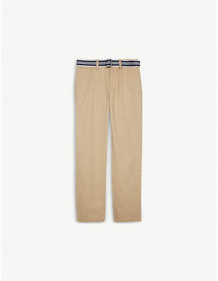 Ralph Lauren Skinny fit cotton chinos 8-16 years