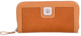 LongchampLongchamp Leather Gatsby Wallet w/ Tags
