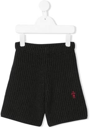 Bobo Choses knitted shorts