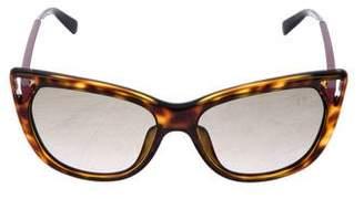 Christian Dior Cat-EyeTinted Sunglasses