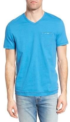 Jeremiah Gus Pad Pocket V-Neck T-Shirt