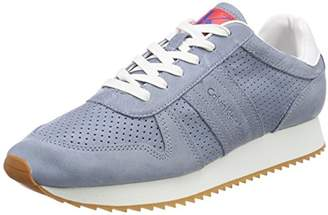 Mens Geoff Suede/Smooth Low-Top Sneakers Calvin Klein Jeans H0nw4