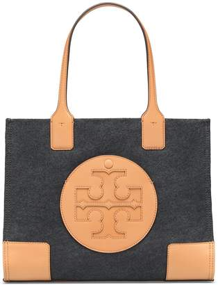 Tory Burch ELLA FLANNEL MINI TOTE