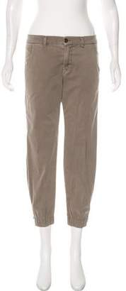J Brand Vin Marshal Mid-Rise Skinny Pants