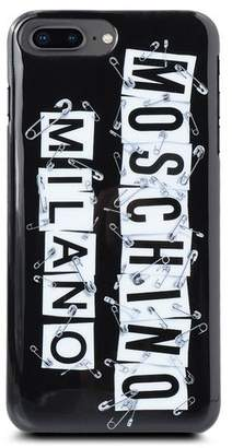 Moschino OFFICIAL STORE iPhone 6 Plus/7 Plus/8 Plus