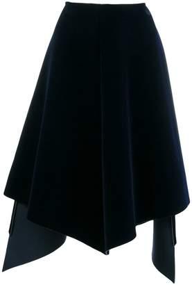 Stefano Mortari asymmetric skirt