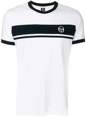 Sergio Tacchini contrast stripe T-shirt