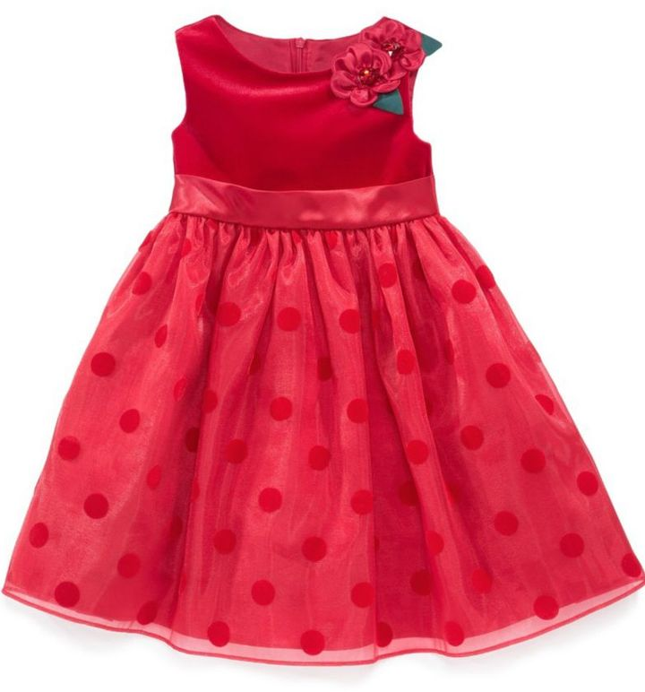 Charter Club Girls Dress, Little Girls Party Dress