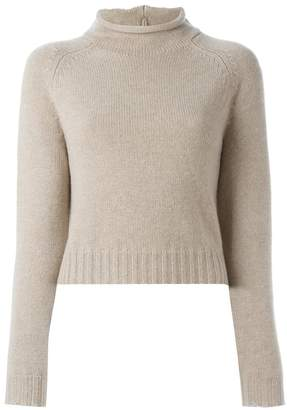 Ralph Lauren funnel neck jumper