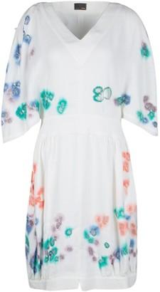 Fendi White Linen Dresses