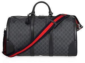 Gucci Men's Large GG Duffle Bag
