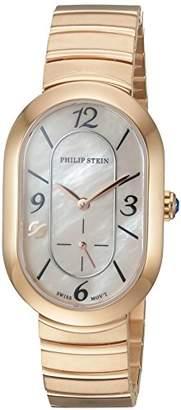 Philip Stein Teslar Women's 'Modern' Swiss Quartz Stainless Steel Casual Watch