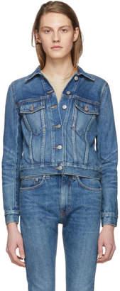 Brock Collection Blue Denim Jessie Jacket
