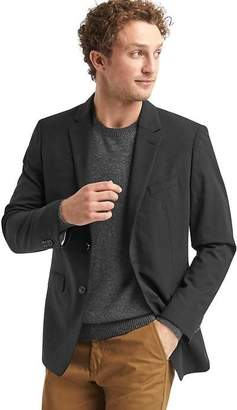 Classic wool blazer
