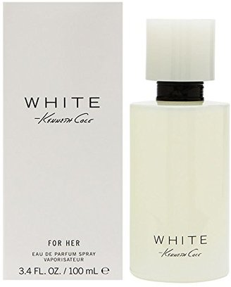 Kenneth Cole White for Her Eau De Parfum Spray, 3.4 Ounce $65 thestylecure.com