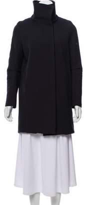 Zero Maria Cornejo Wool-Blend Short Coat