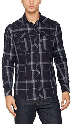 G Star Men's 3301 Shirt L/s Casual