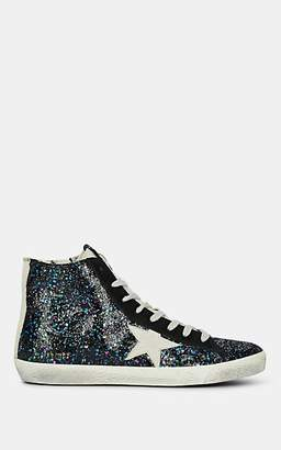 Golden Goose Women's Francy Sequined Sneakers - Black