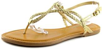 American Rag Womens Keira Split Toe Casual Ankle Strap Sandals