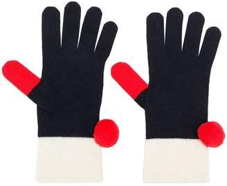 Parker Chinti & pompom gloves
