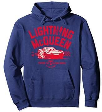Disney Pixar Cars 3 Lightning McQueen Vintage Hoodie