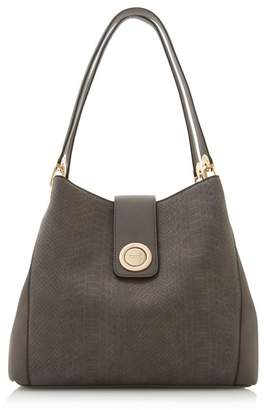 Dune Greydeannee' Colour Block Hobo Shoulder Bag