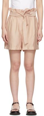 3.1 Phillip Lim Pink Paperbag Shorts