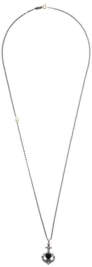 Ugo Cacciatori Camargue Cross pendant necklace