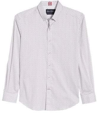 Robert Graham Mitchel Tailored Fit Sport Shirt