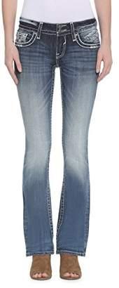 Vigoss Women's Chelsea Bootcut Jean
