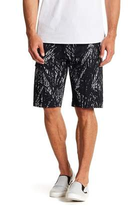 Kenneth Cole New York Printed Cargo Shorts