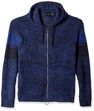 Armani Exchange A|X Men's Marley Zipper Cardigan
