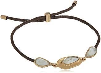 The Sak Women's Set Stone Slider Bracelet
