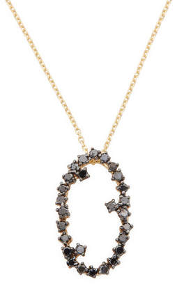 Suzanne Kalan 14K 0.33 Ct. Tw. Diamond Starburst Floating Necklace