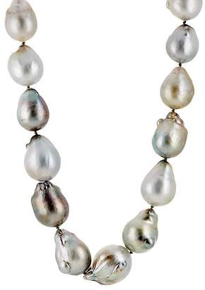 Lee Linda Johnson Women's Baroque Pearl Necklace