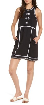Women's Ella Moss Marini Shift Dress $198 thestylecure.com