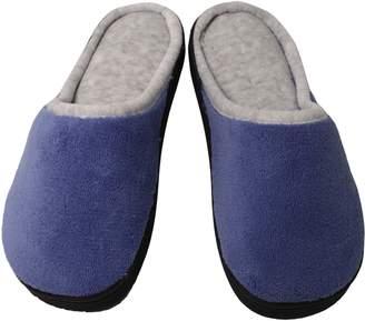 Isotoner Women's Plush Chukka Clog Slipper
