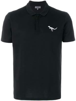 Lanvin dinosaur polo shirt
