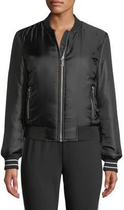 MICHAEL Michael Kors Sport Packable Bomber Jacket