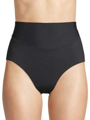 Miraclesuit Amoressa by Amoressa by Women's Martini Basic Bikini Bottom - Black - Size 6